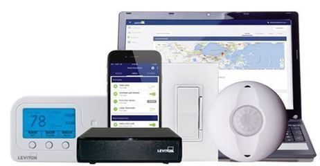 Leviton Expands Lumina RF Lighting Control Product Line with In-Wall and Plug-In Dimmers | Lighting Controls | Scoop.it