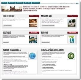 Découvrez les ressources consacrées à la Seconde Guerre mondiale sur GeneaNet - Le Blog Généalogie - Toute l'actualité de la généalogie - GeneaNet | Genéalogie | Scoop.it