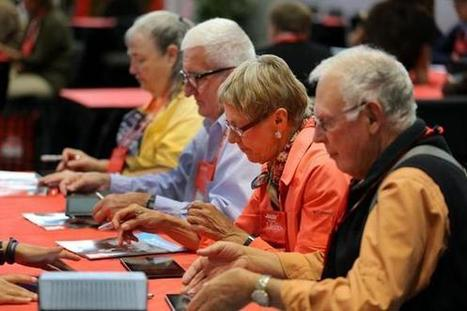 A new age for seniors is a golden opportunity for tech - Boston Globe | Gigabyte | Scoop.it