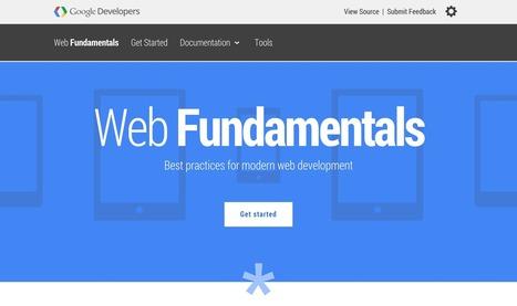 Web Fundamentals — Google Developers | SPIP - cms, javascripts et copyleft | Scoop.it