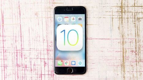 A complete guide to everything new and different in iOS 10 | The Perfect Storm Team Mobile | Scoop.it