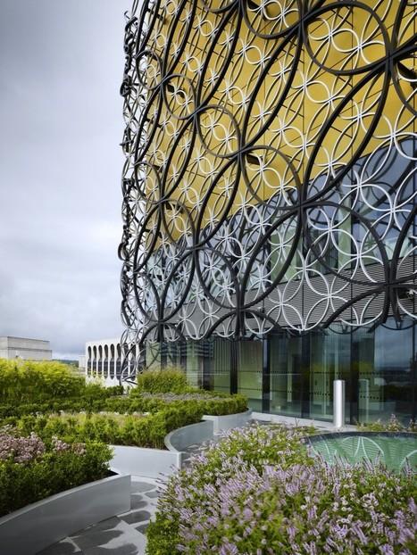 Bibliothèque de Birmingham / Mecanoo | Architecture | BiblioLivre | Scoop.it