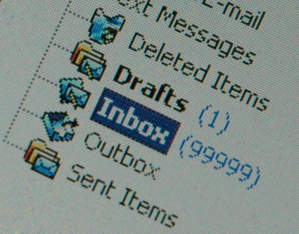 7 Ways to Manage Email So It Doesn't Manage You | Filing and Office Organisation | Scoop.it