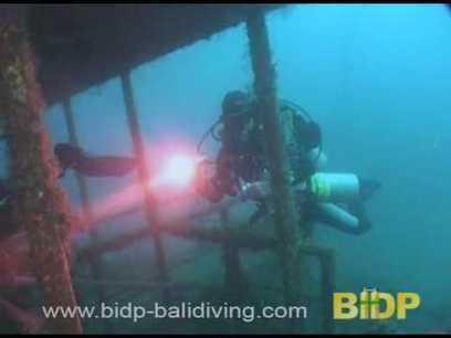 Deep Shipwreck Scuba Dive, Bali Indonesia | Scuba Diving Adventures | Scoop.it
