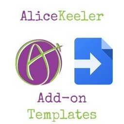 Add-Ons and Templates - Teacher Tech | web2.0+ for lærere | Scoop.it