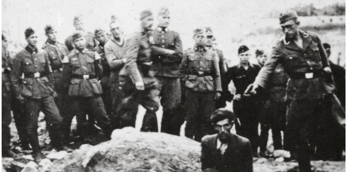 einsatzgruppen baby yar and rumbula Einsatzgruppen: babi yar rumbula of the führer headed by philipp bouhler received a letter concerning a severely physically and mentally disabled baby girl.