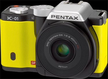 Pentax K-01: Digital Photography Review | Reviews and comparisons gear | Scoop.it
