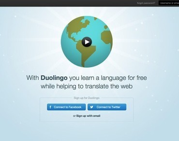 Duolingo – Learn A Language By Translating Text « AppVita   Mobile Phones and  Language Learning   Scoop.it