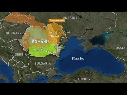 Romania's Geographic Challenge | Geography Education | Scoop.it