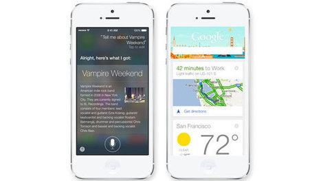 Apple's Siri Goes Through Puberty | Forward thinking...Or failed thought?? | Scoop.it