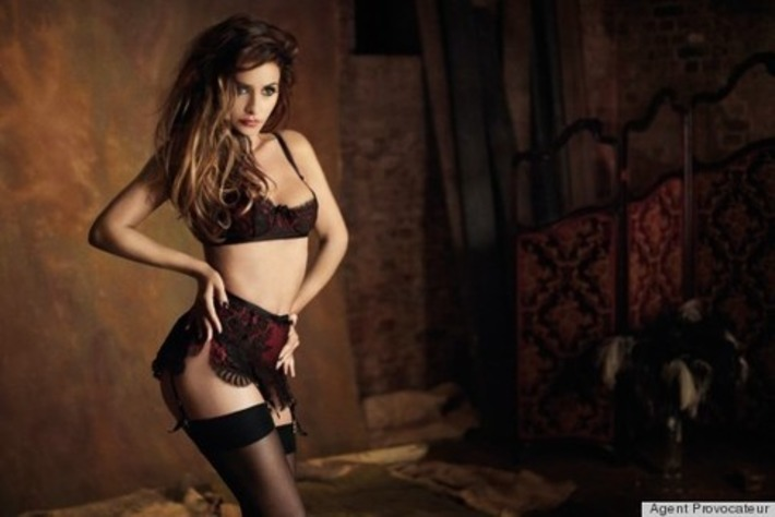 Look Whose Sexy Sister Landed An Agent Provocateur Campaign | Lingerie Love | Scoop.it