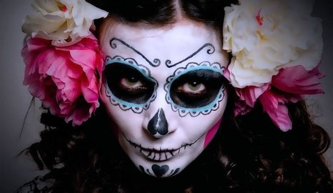 Día de los Muertos makeup is culture, not a trendy Halloween costume | AboriginalLinks LiensAutochtones | Scoop.it