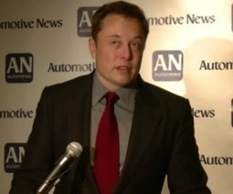 Hydrogen fuel cell vehicles are 'extremely silly' says Elon Musk | Sustain Our Earth | Scoop.it