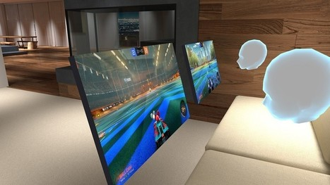 'BigScreen' Lets You Share and Use Your PC Desktop In VR | Conceiving Of And Responding To New Possibilities... | Scoop.it