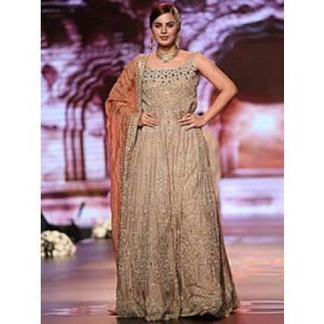 Indian Pakistani Wedding Dresses Collection 2017