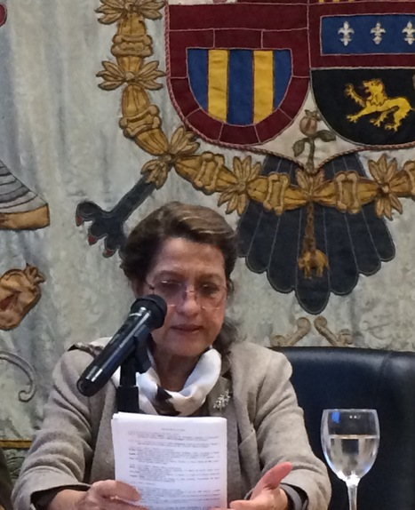 Margara Russotto keynote speaker at the International Symposium on Poetas Hispanoamericanas at the University of Granada | The UMass Amherst Spanish & Portuguese Program Newsletter | Scoop.it