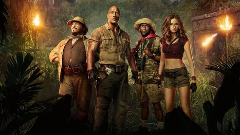 Watch Streaming Jumanji Welcome To The Jungle