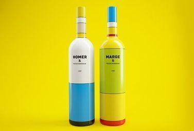 Wouh pinaise ! Le vin des Simpsons ! - Magazine du vin - Mon Vigneron | Actualités du Vin | Scoop.it
