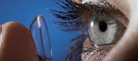 Des lentilles de contact en impression 3D, c'est possible ! - OBJETCONNECTE.NET | Arts & Creators - Des Arts et des Créateurs | Scoop.it