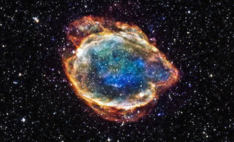 Supernovae analysis finds scant evidence for dark energy - physicsworld.com | Physical Science - SHS | Scoop.it