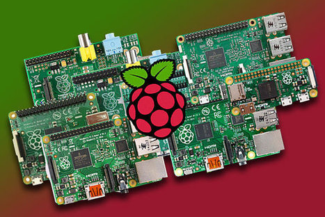 10 amazing Raspberry Pi clusters | Raspberry Pi | Scoop.it
