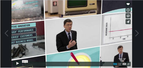 HBX Harvard Business School Online: Disruptive Strategy with Clayton Christensen | Thinking About It | Scoop.it