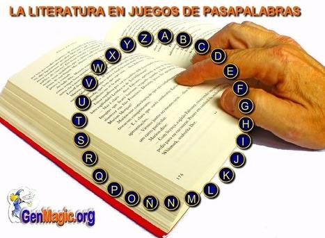 La Literatura en juegos de pasapalabras   Revista GenMagic   Scoop.it