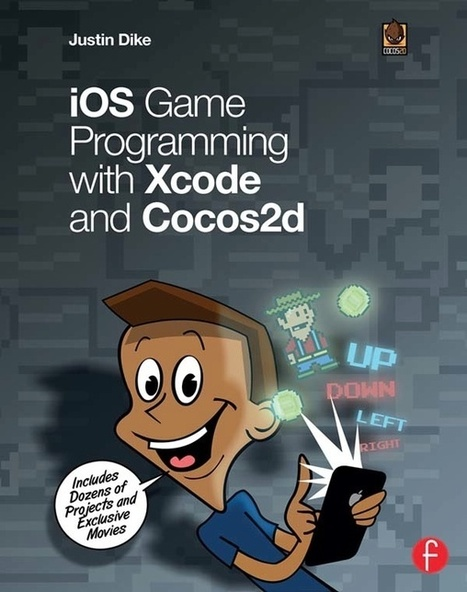 iOS Game Programming with Xcode and Cocos2d is finally in Paperback! | webDev | Scoop.it