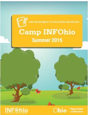 Camp INFOhio - 2015 | Bags and Lesson Plans (INFOhio) | Scoop.it