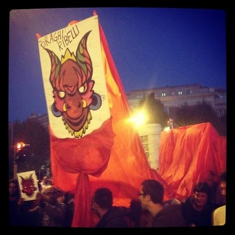 photo | #OccupyItaly -11 novembre - | Scoop.it
