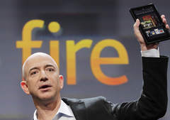 Amazon Kindle Fire explodes onto tablet scene - Chicago Sun-Times | eBooks in Libraries | Scoop.it