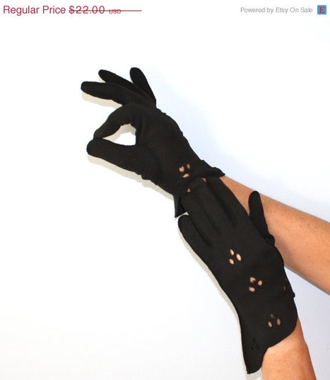 1950s Gloves | Antiques & Vintage Collectibles | Scoop.it