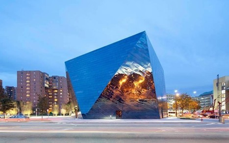 Designs of the Year: Architecture category preview - Telegraph   Avant-garde Art, Design & Rock 'n' Roll   Scoop.it