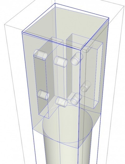 leveraging the power of components in sketchup. Black Bedroom Furniture Sets. Home Design Ideas