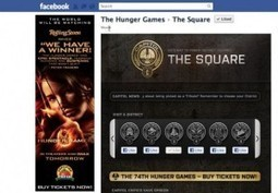 Top 10 Movies That Ran Successful Social Media Campaigns | Social Media Today | Career Goals | Scoop.it