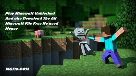 free no download minecraft