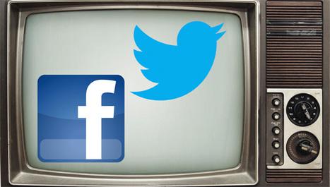 #SocialTV, ecco la settimana dal 22 al 29 vista su Facebook e Twitter | InTime - Social Media Magazine | Scoop.it