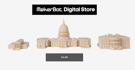 MakerBot Digital Store Encourages 3D Printing in Class With Printable Educational Tools | 3D and 4D PRINTING | Scoop.it