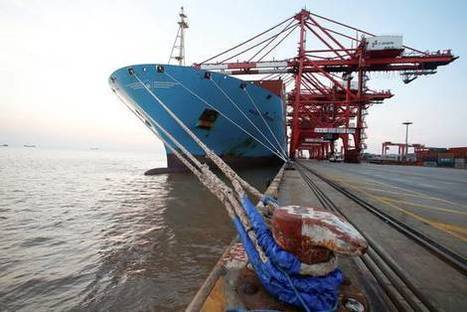 Shipping Alliances Shore Up Industry, Unsettle Customers | Commerce and Payments | Scoop.it