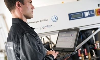 Move over Golf, how about a VW home power plant?   Sustainable Futures   Scoop.it