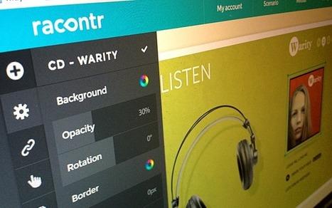 Racontr : une plateforme pour la création interactive et ses acteurs | Documentaires - Webdoc - Outils & création | Scoop.it