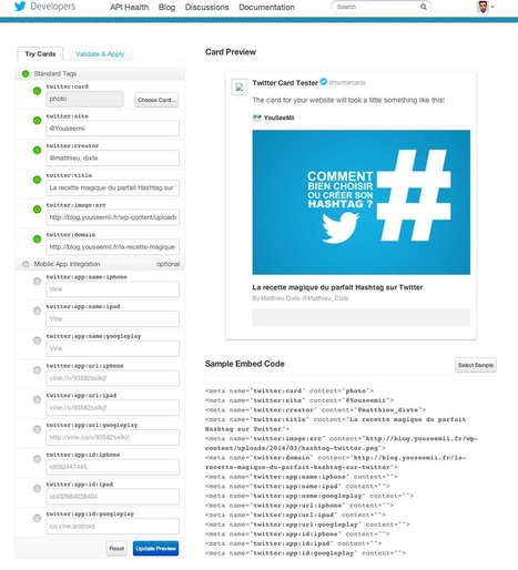 Optimisez l'impact de vos tweets grâce aux Twit... | FOAD- e-formation | Scoop.it