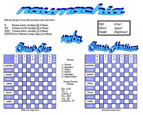 BattleShip | Latin.resources.useful | Scoop.it