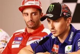 Lorenzo: Ducatis can influence title outcome | Ductalk Ducati News | Scoop.it