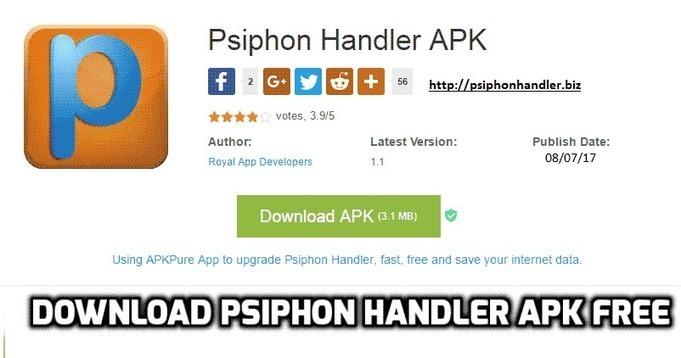 psiphon 3-1 apk