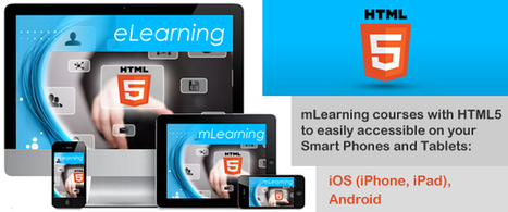 HTML5 instrumental for Mobile Learning? | Mobile Learning Design | Scoop.it