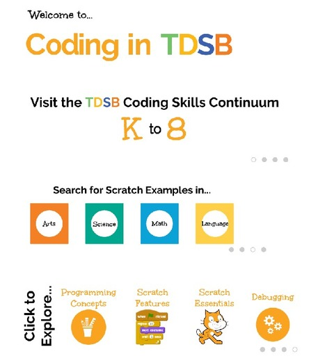Coding in the Elementary Grades - Toronto District School Board   Ed Tech   Scoop.it