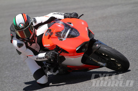 Playing rock star for a day on a Superleggera at Mugello | Ductalk Ducati News | Scoop.it