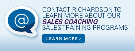 How Sales Leadership Can Drive Desired Behaviors | 21st Century Sales Effectiveness, Development, & Training | Scoop.it