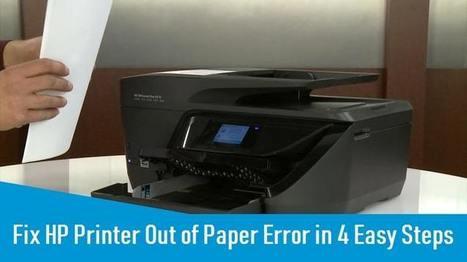 Printer Troubleshooting Tips | Scoop it